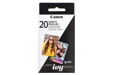 Canon ZINK fotopapír 20 listů + kalibrační list