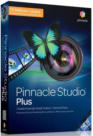 Pinnacle Studio 16 Plus CZE