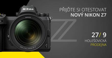 Představení nového systému Nikon Z v Megapixelu