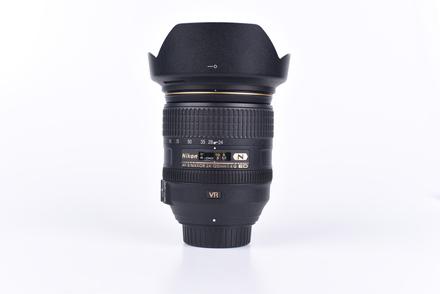 Nikon 24-120mm f/4,0 AF-S ED VR bazar