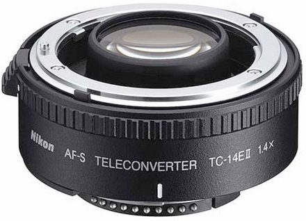 Nikon TC-14E II AF-S TELECONVERTOR 1.4x
