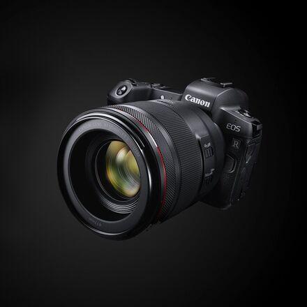 První praktické testování Canon EOS R