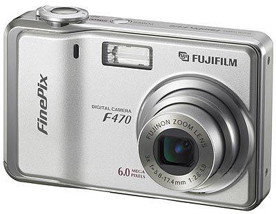 Fuji FinePix F470