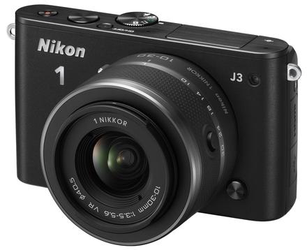 Nikon 1 J3 + 10-30 mm + 30-110
