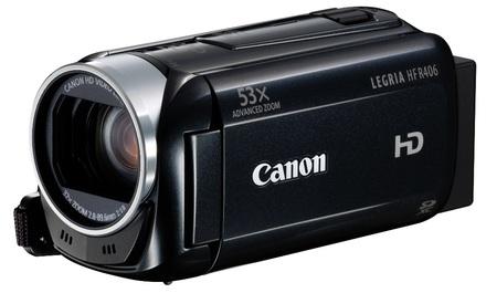 Canon LEGRIA HF R406