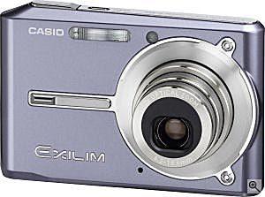 Casio EXILIM S600 modrý