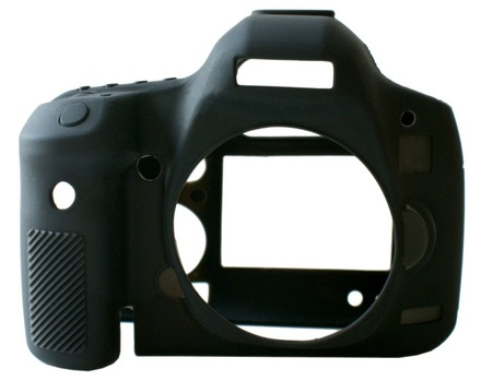 EasyCover silikonové pouzdro pro Canon 5D Mark III černé