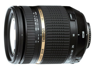Tamron AF 18-270 mm F/3,5-6,3 Di II VC LD Aspherical (IF) Macro pro Canon