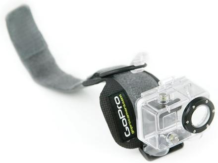 GoPro kryt s uchycením na zápěstí