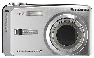 Fuji FinePix F650 Zoom
