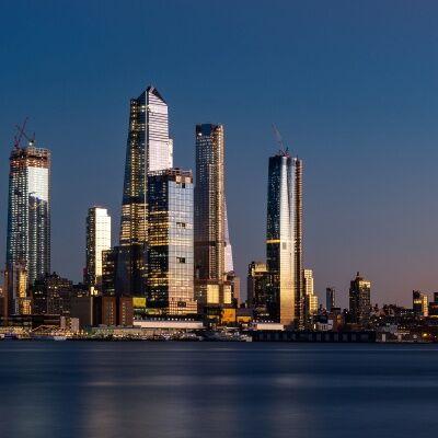 Fotoexpedice New York s Vojtou Heroutem