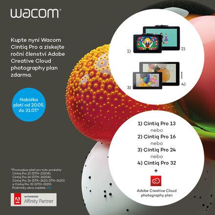 Adobe Plán Creative Cloud pro digitální fotografii
