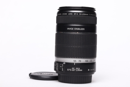 Canon EF-S 55-250 mm f 4-5,6 IS bazar