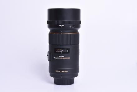 Sigma 105mm f/2,8 EX DG OS HSM MACRO pro Nikon bazar