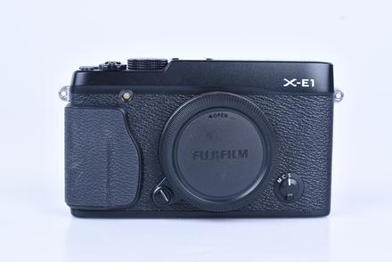 Fujifilm X-E1 tělo bazar