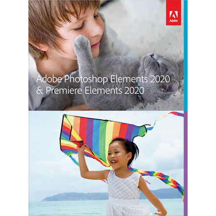 Adobe Photoshop Elements + Premiere Elements 2020 MP ENG UPG
