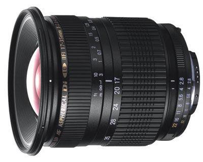 Tamron AF SP 17-35 mm F/2,8-4 Di pro Pentax