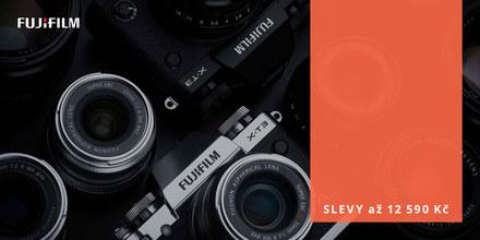 Fujifilm X-T3 s objektivem zdarma? ANO!