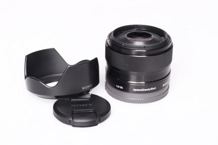 Sony 35mm f/1,8 OSS SEL bazar