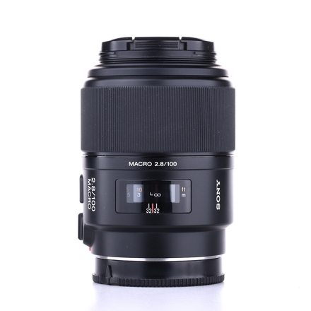 Sony 100mm f/2,8 Macro bazar