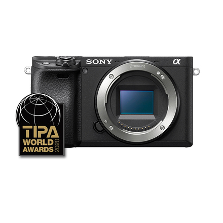 Sony Alpha A6400 tělo + Tenba Axis Tactical 20L