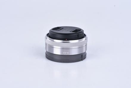 Sony 16mm f/2,8 SEL bazar