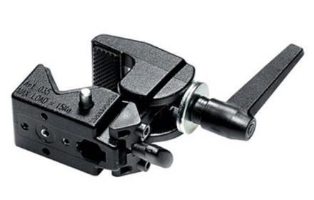 """Manfrotto 035 Svorka - na prům. tyči 13-55 mm, uchycení 5/8"""", M5, 1/4"""""""