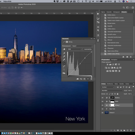 Adobe Photoshop pro fotografy