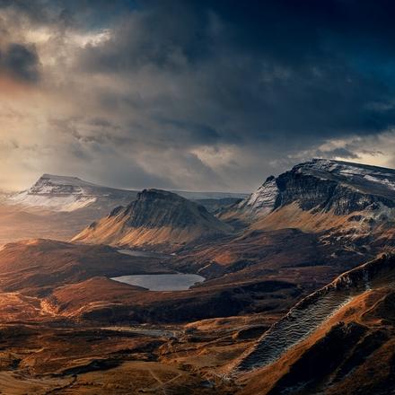 Krajinářská fotografie pro začínající a středně pokročilé