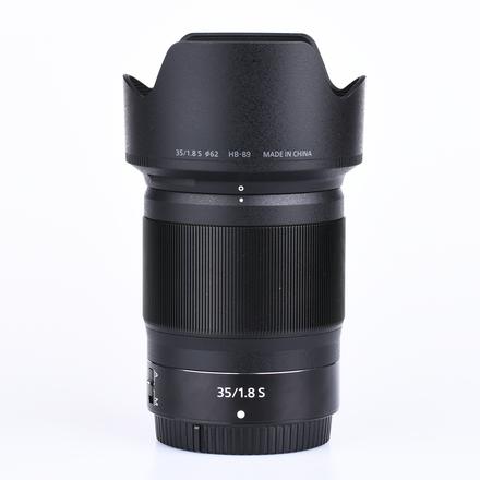 Nikon Z 35 mm f/1,8 S bazar