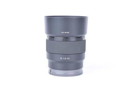 Sony FE 50 mm f/1,8 bazar