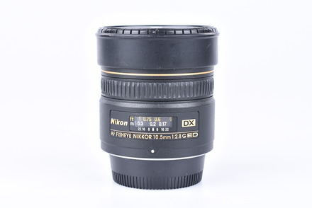 Nikon 10,5 mm f/2,8 G AF DX RYBÍ OKO IF-ED bazar