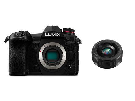 Panasonic Lumix DC-G9 + 20 mm f/1,7 II ASPH