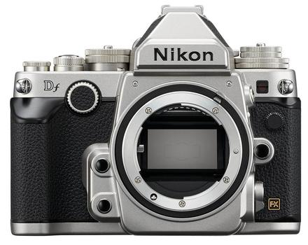 Nikon Df tělo