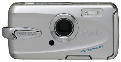 Pentax Optio W30