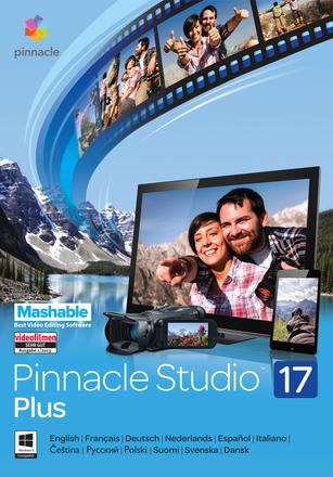 Pinnacle Studio 17 Plus ML