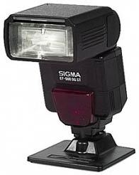Sigma blesk EF-500 DG ST II pro Pentax