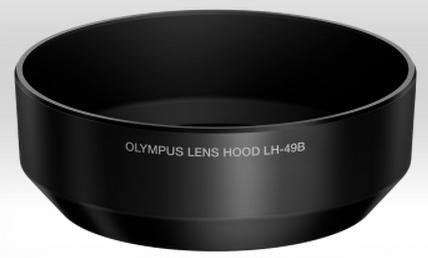 Olympus sluneční clona LH-49B černá
