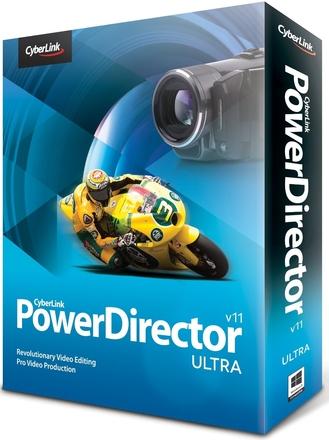 CyberLink PowerDirector 11 ULTRA