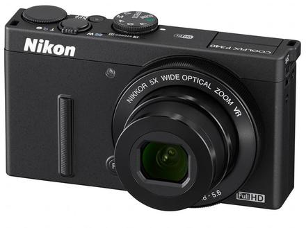 Nikon Coolpix P340 Urban Kit