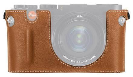 Leica kožené spodní pouzdro pro X Vario hnědé