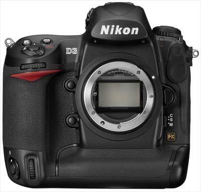 Nikon D3 tělo