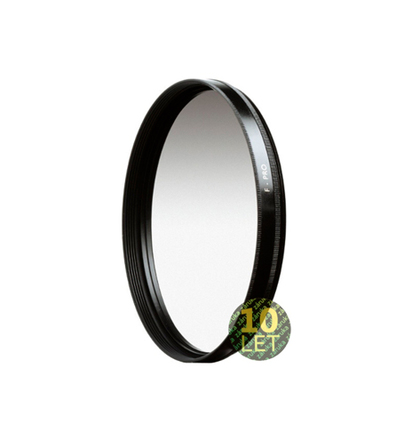 B+W přechodový filtr 701 šedý 50% MRC 72mm