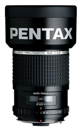 Pentax SMC FA 645 150mm f/2,8 (IF)