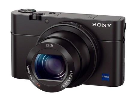 Sony CyberShot DSC-RX100 III + 16GB karta + pouzdro + ochrana LCD!