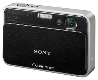 Sony DSC-T2 černý