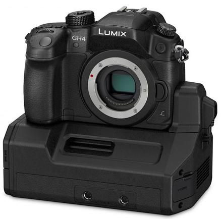 Panasonic Lumix DMC-GH4 tělo + video modul DMW-YAGH