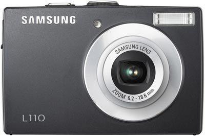 Samsung L110 stříbrný