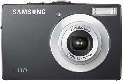 Samsung L110 červený