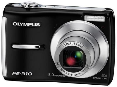 Olympus FE-310 černý